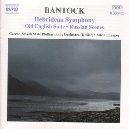Hebridean Symphony / Russian Sce