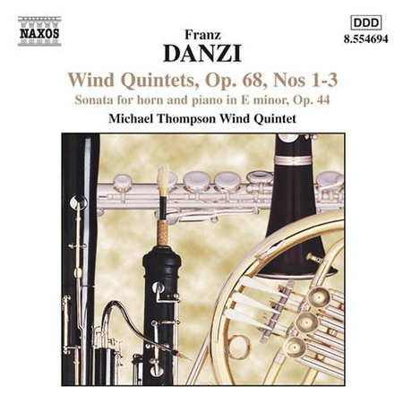 Wind Quintets Op. 68