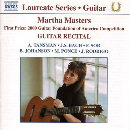 Guitar Recital By Martha Maste