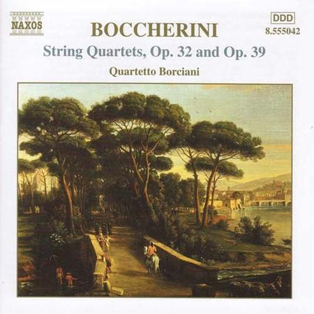 String Quartets Op. 32