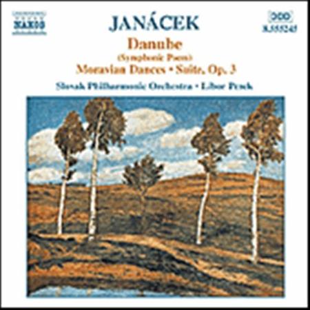 Danube / Moravian Dances / Suite