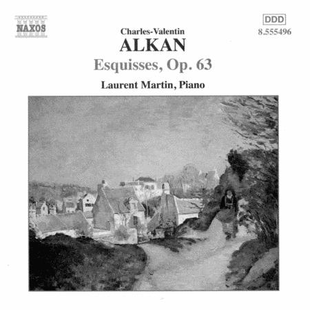 Esquisses Op. 63