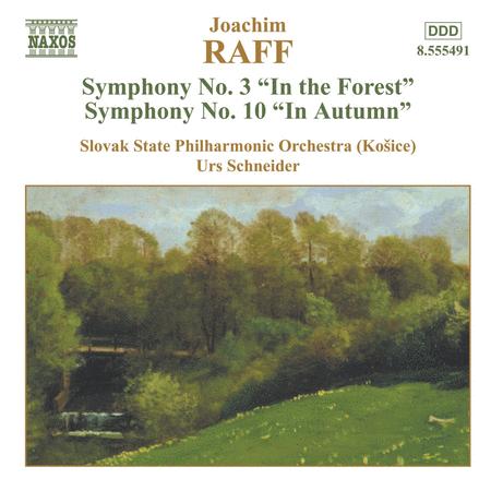 Symphonies Nos. 3 & 10