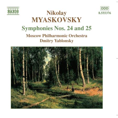 Symphonies Nos. 24 & 25
