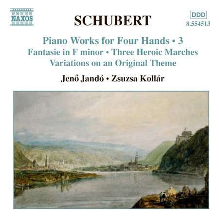 Piano Works for Four Hands Vol