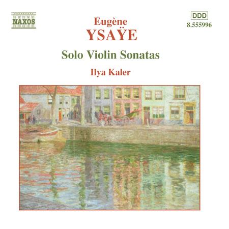 Solo Violin Sonatas