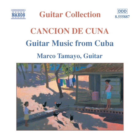 Guitar Music From Cuba