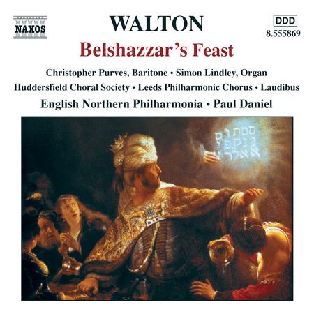Belshazzar's Feast, Rembrandt (c1635)