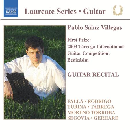Villegas: Guitar Recital