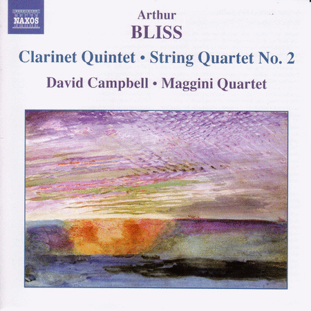 Clarinet Quintet / String Quartet No 2