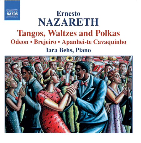 Tangos and Waltzes for Piano
