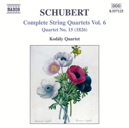 String Quartets Vol 6