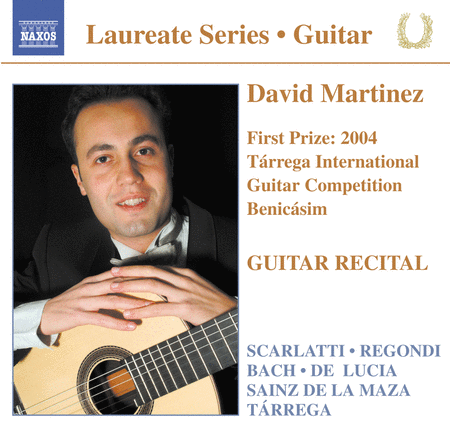 Guitar Laureate: David Martine