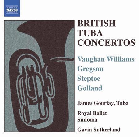 British Tuba Concertos