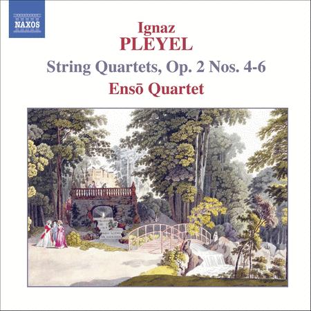 String Quartets Op. 2 Nos. 4-6