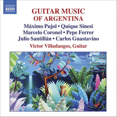 Guitar Music of Argentina Vol.
