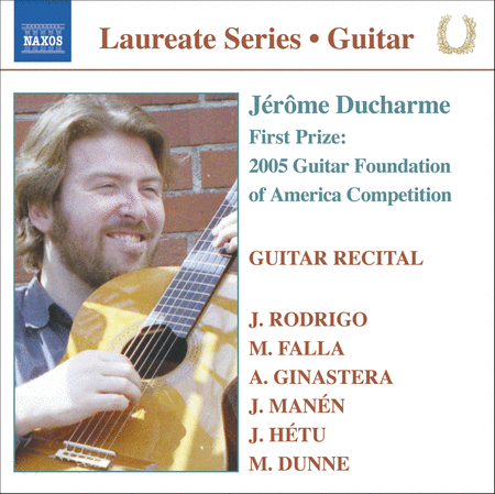 Guitar Recital - Jerome Duchar