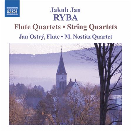 String Quartets; Flute Quartet