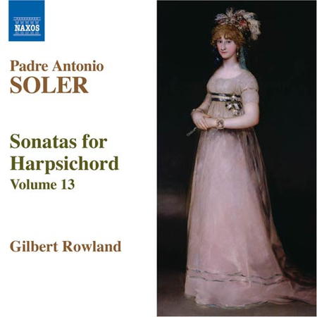 Sonatas for Harpsichord Vol. 13