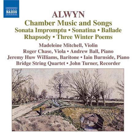 Violin Sonatina and Songs