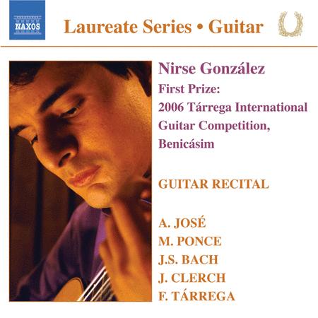 Nirse Gonzalez: Guitar Recital