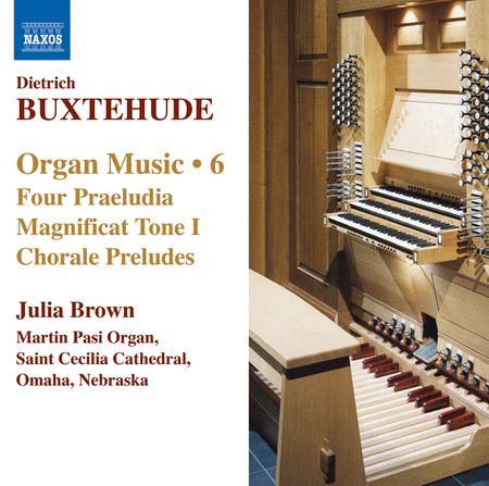 Organ Music Vol. 6