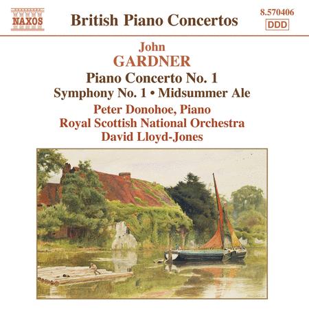 Piano Concerto No. 1; Symphony