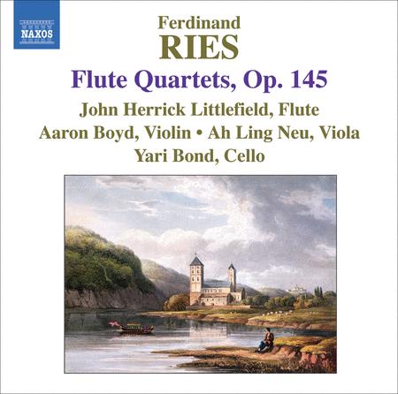 Flute Quartets Op. 145