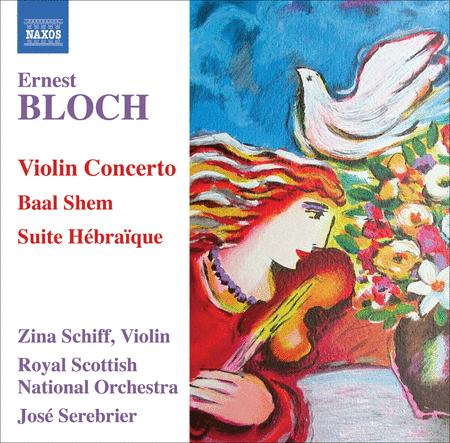 Violin Concerto; Baal Shem; Su