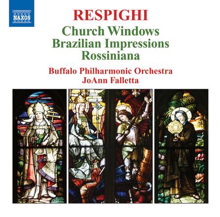 Church Windows Brazilian Impr