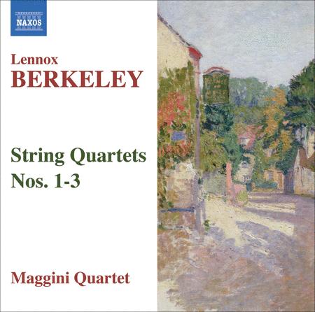 String Quartets Nos 1-3
