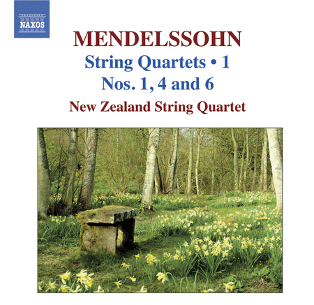 String Quartets V. 1; Nos. 14