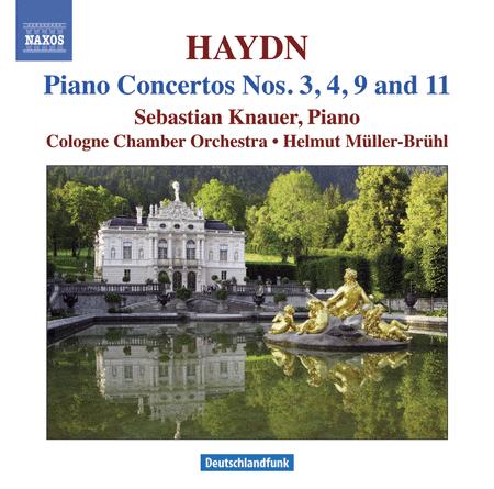 Piano Concertos Nos. 3, 4, 9 & 11