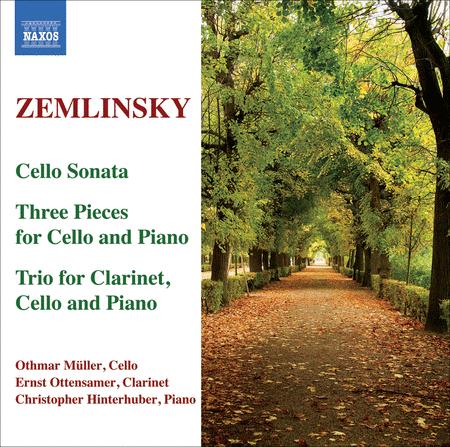 Cello Sonata; Three Pieces For