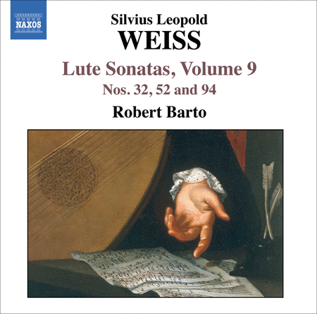 Volume 9: Lute Music