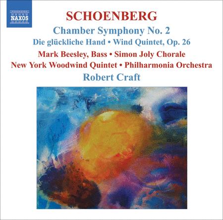Chamber Symphony No.2; Die Glu