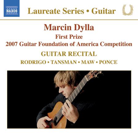 Marcin Dylla: Guitar Recital