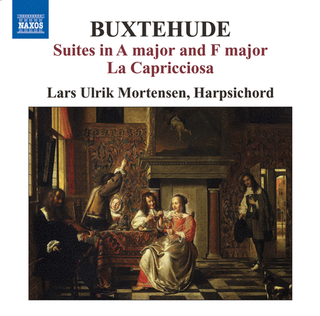 Volume 3: Harpsichord Music-Suite