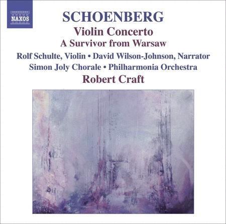 Violin Concerto Survivor From