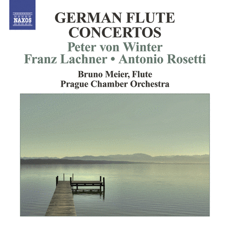 German Flute Concertos