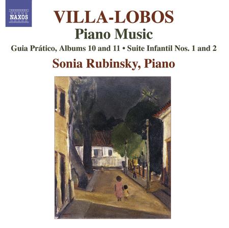 Volume 8: Piano Music