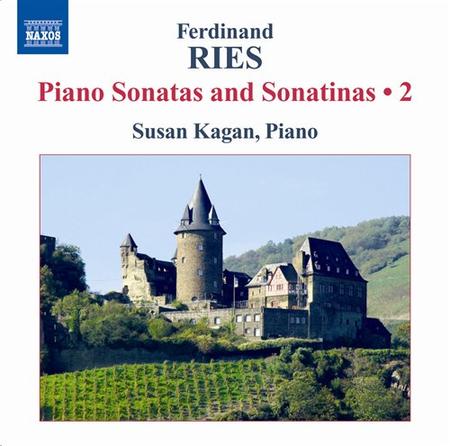 Volume 2: Piano Sonatas and Sonatinas