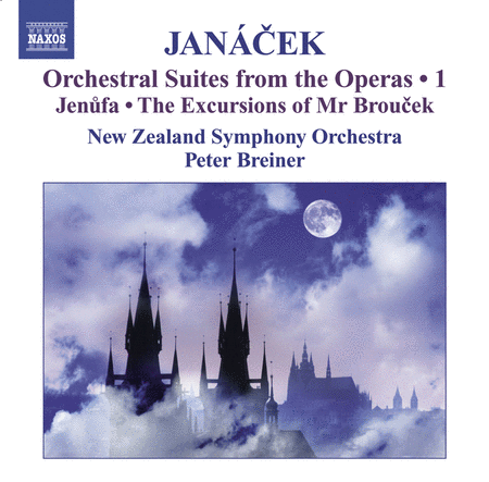 Volume 1: Orchestral Suites From The