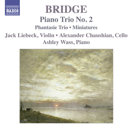 Piano Trio No. 2 Phantasie Tr