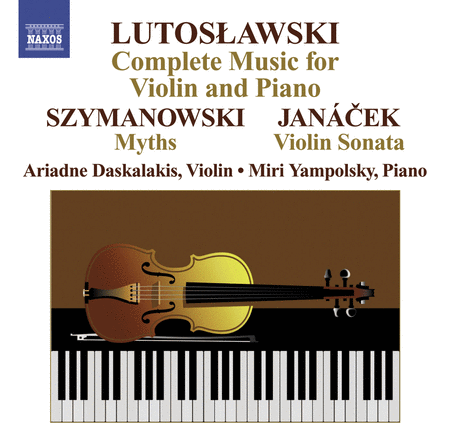 Lutoslawski Complete Works For