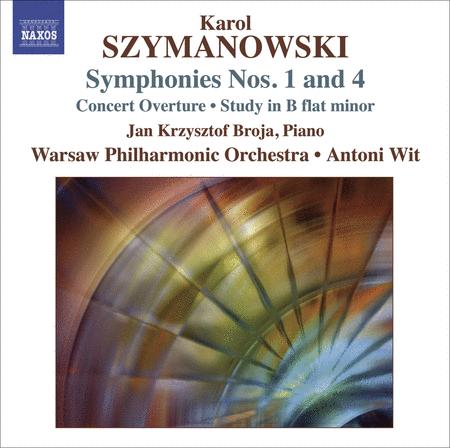 Symphonies Nos 1 and 4