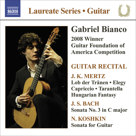 Laureate Guitar Series: Gabrie