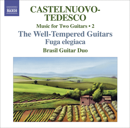 Volume 2: Complete Music for Two Guitars