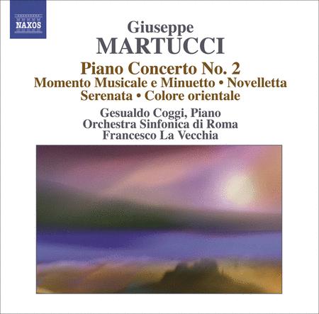 Volume 4: Orchestral Music - Piano