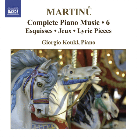 Volume 6: Complete Piano Music